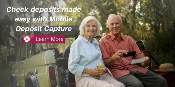 Mobile Deposit Capture