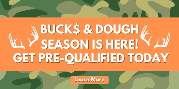 Buck$ & Dough Loan Special