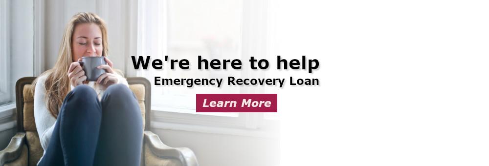 Emergency Recovery Loan