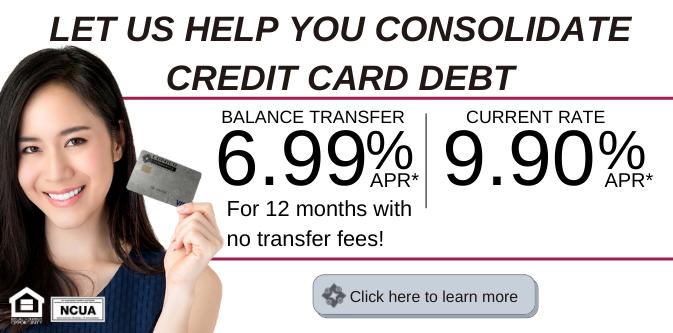 Balance Transfer Promotion