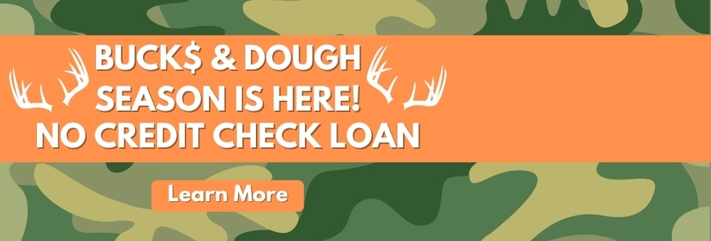 Buck$ & Dough Loan Special