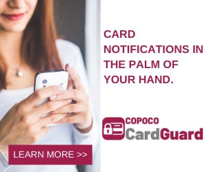 COPOCO Card Guard