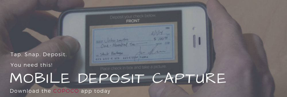 Mobile Deposit Capture is Here